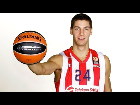 Steal of the Night: Stefan Jovic, Crvena Zvezda Telekom Belgrade
