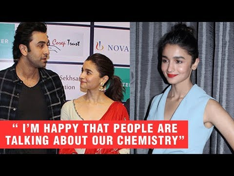 Alia Bhatt Reveals Truth About Her Affair With Ran