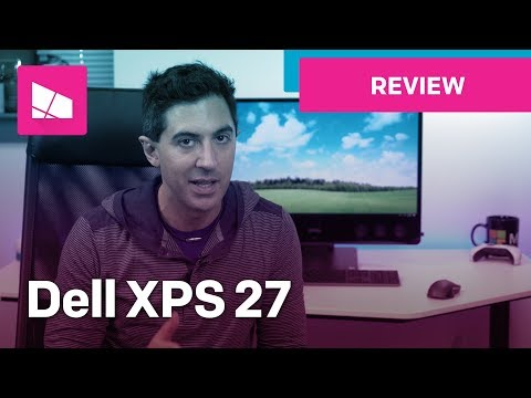 Dell XPS 27 7760 review: Awesome VR-ready all-in-one PC