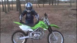 7. Selling 2009 Kawasaki KLX140L