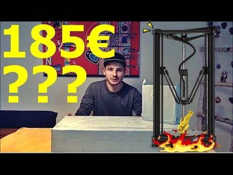185€ 3D Drucker ?! (Teil1)