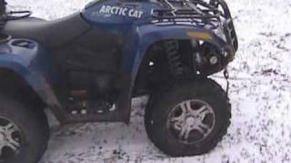 10. 2010 Arctic Cat 700 Special Edition Overview