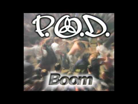 P.O.D. - Boom (Crystal Method Remix)