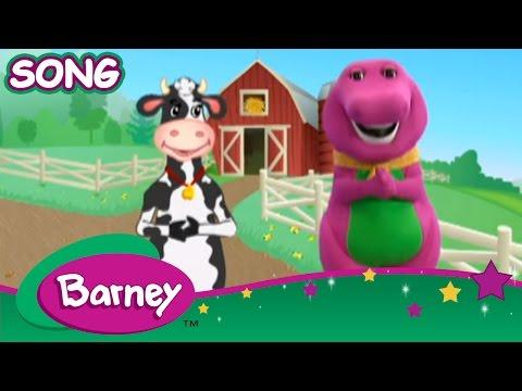 Barney - Old MacDonald Had A Farm (SONG)