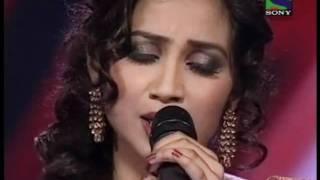 Video xfactor shreya ghoshal singing lag ja gale MP3, 3GP, MP4, WEBM, AVI, FLV Agustus 2018