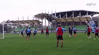 【日本代表との戦いを前に】U-20ウルグアイ代表の練習風景!! | socsoc(サクサク)