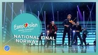 Video Alexander Rybak - That's How You Write A Song - Norway - National Final Performance MP3, 3GP, MP4, WEBM, AVI, FLV Juni 2018