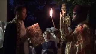 Ethiopean Orthodox Tewahdo Debre Tsehaye Tsdk Medhanialem Church Geneva Meskel Celebration Of Demera