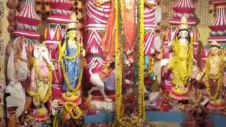 Durga Puja 2016,  Bosepukur Sitala Mandir is ready to welcome Godess Durga and the excited crowd. In this video we have visited Bosepukur Sitala Mandir on Navami and took a closer look how the artists made the pandal look beautiful and godess Durga even more stunning. We have visited the pandal and its already very crowded and people are appreciating Bosepukur Sitala Mandir.Have a look in the video to find out yourself. More Videos covering the Durga Puja in Kolkata will be uploaded soon, So Subscribe to our channel for more. And do Like, Comment and Share the video.
