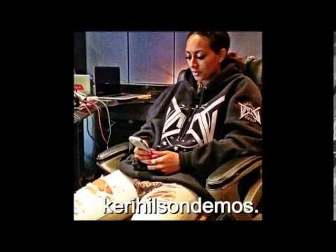 Tekst piosenki Keri Hilson - You Said po polsku