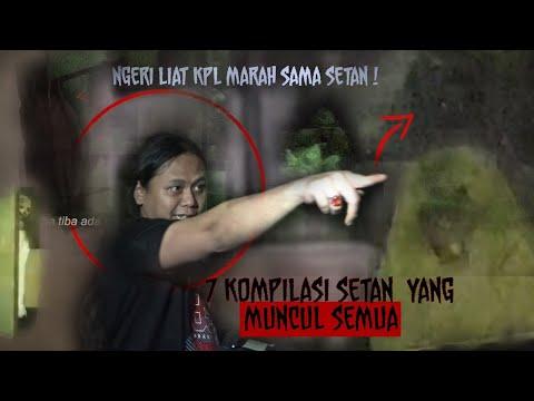 KOMPILASI PENAMPAKAN TERSERAM!!!