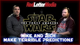 Video Star Wars: The Force Awakens: Rich and Mike's Predictions MP3, 3GP, MP4, WEBM, AVI, FLV Januari 2019