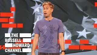 Brexit is an absolute shit storm - The Russell Howard Hour