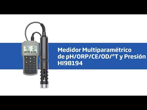 Video instructivo HI 98194