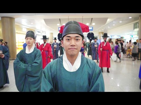 Experience the Wonders of Korea 感受韓國的驚奇