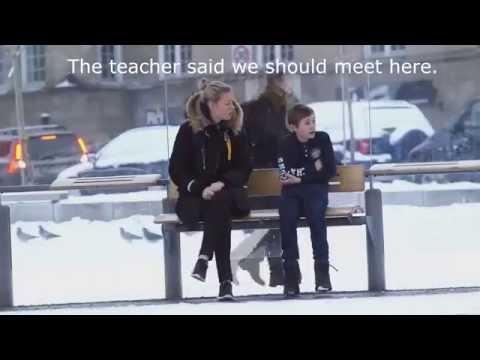 Soğuktan Donan Çocuk - Sosyal Deney - Social Experiment - Türkçe Altyazı