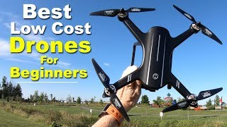 Video The BEST Low Cost DRONES for BEGINNERS - My Recommendations MP3, 3GP, MP4, WEBM, AVI, FLV Agustus 2019