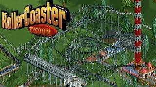 Katie's Dreamland (Part 1) | RollerCoaster Tycoon