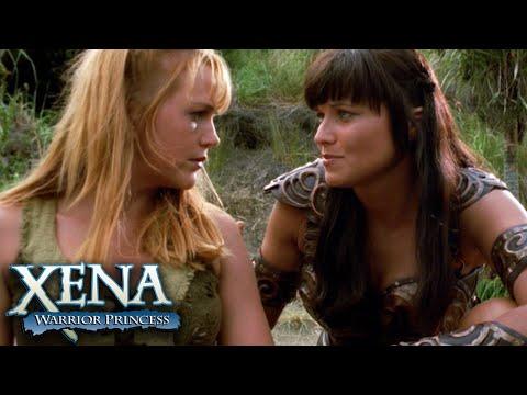 Xena Makes a Promise to Gabrielle | Xena: Warrior Princess