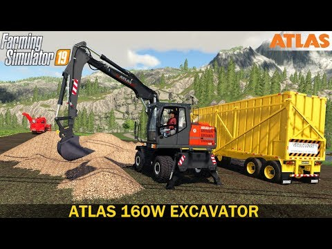 Excavator ATLAS Pack v1.0.0.0