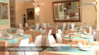 Hôtel Les Nations, Genève ; Un Albergo Business ...