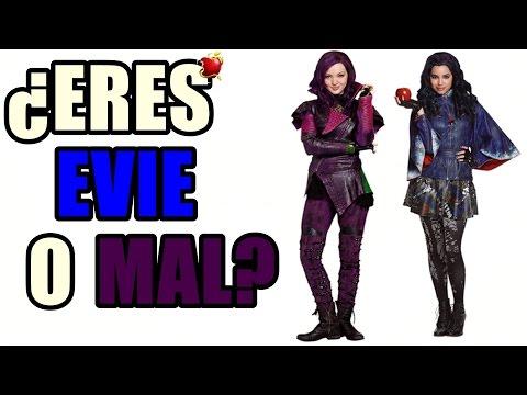 ¿Eres Evie o Mal? - Los Descendientes ¡TEST PERSONALIDAD!