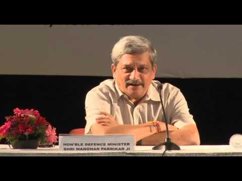 DIIA Inaugural Conference: Q&A with RM Manohar Parrikar Part III