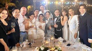 Trấn Thành Hari và tất cả ngôi sao trong tiệc cưới chúc mừng hạnh phúc Đông Nhi - Ông Cao Thắng