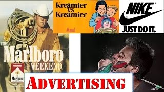 Meaning of advertising Objectives of advertising significance of advertising types of advertising advertising media decision areas ...