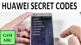 Nonton SECRET CODES Huawei Mate 8, Honor 8, P9, Lite | Tips and Tricks Film Subtitle Indonesia Streaming Movie Download
