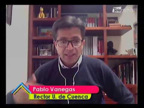 Proceso de admisión de la Universidad de Cuenca