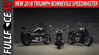 9. the New 2018 Triumph  Bonneville Speedmaster Specs and Review