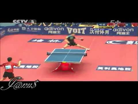 2012 China National Championships (MT-F/game4) XU Xin - MA Long [Full*/Short Form]