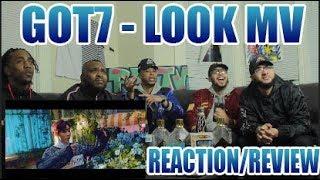 Video GOT7 - LOOK M/V REACTION/REVIEW MP3, 3GP, MP4, WEBM, AVI, FLV Juni 2018
