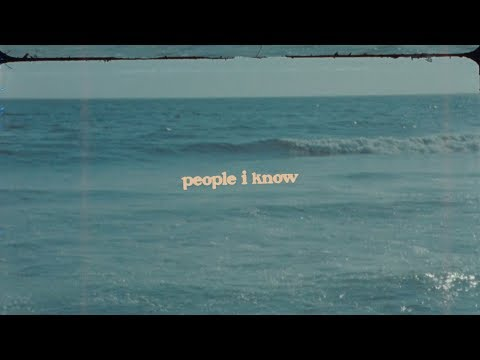 Boombox Cartel - People I Know (Feat. Panama) [Official Audio]