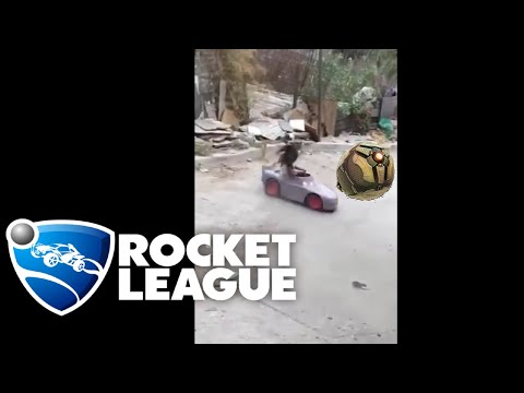 Rocket League MEME видео