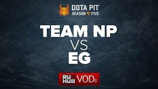 Team NP vs Evil Geniuses, Dota Pit Season 5, game 3 [Tekcac]