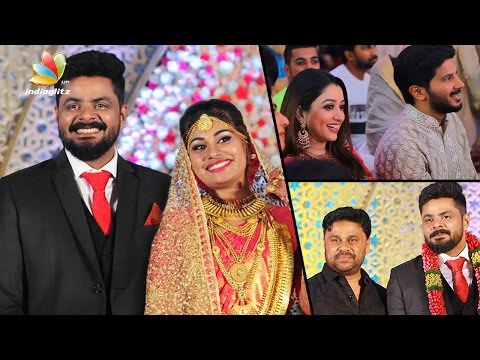 Dulquer and nazriya marriage video