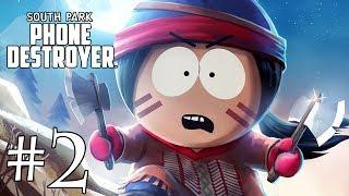 Gameplay / Let's Play sur SOUTH PARK Phone Destroyer en français (FR)! Pensez à vous abonner...