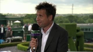 Wimbledon 2015 – Day 8