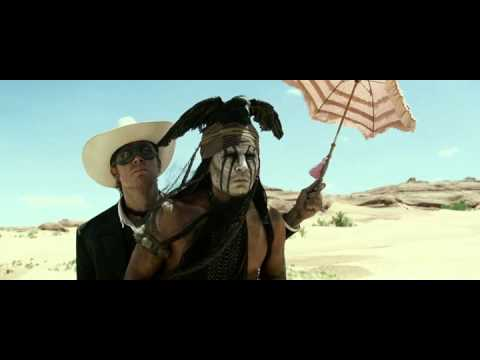 The Lone Ranger (2013) - Funny