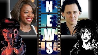 Video Viola Davis is Amanda Waller! Tom Hiddleston is Sandman? - Beyond The Trailer MP3, 3GP, MP4, WEBM, AVI, FLV September 2018
