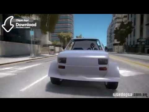 Fiat 126 Bis Rally GTA IV Mod