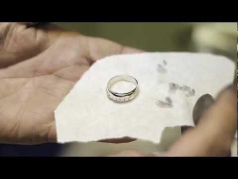 Rhodium Plating of 14k white gold ring