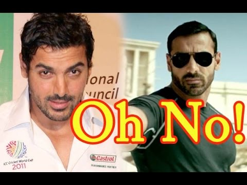 Here's Why John Abraham Is Not Excited For Dishoom