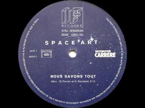 Space Art - Nous Savons Tout (1978)