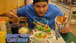 Ben's Best Deli Kosher Food Challenge and mini FwF!