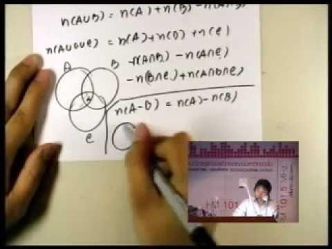 สรุปเข้มฯ#7 คณิตศาสตร์ O-NET + PAT1