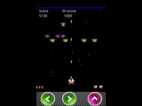 Video of Alien Swarm