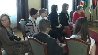 Sajtótájékoztató a tatai városházán